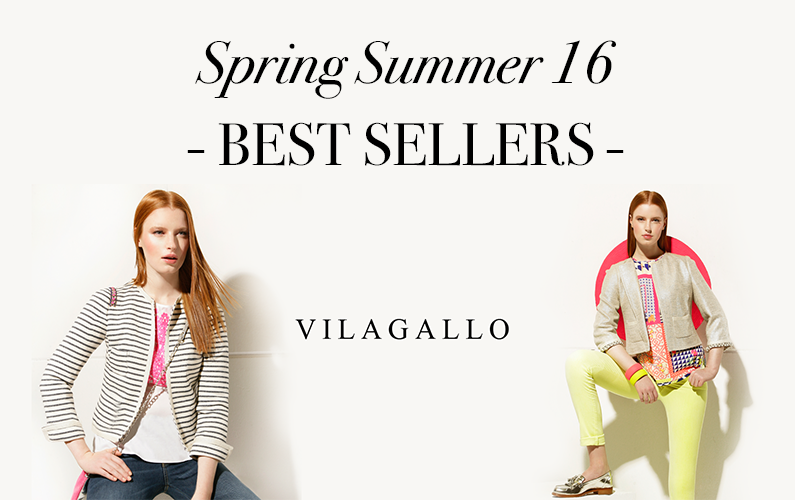 Vilagallo Spring Summer '16 – Best Sellers –